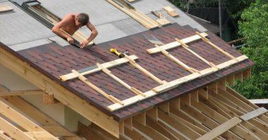 Как да направите покрив с битумни керемиди