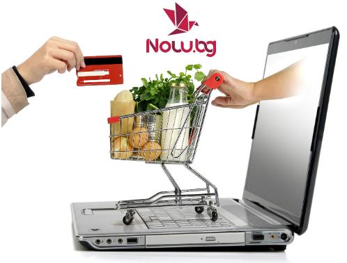Now.bg изработка на онлайн магазин