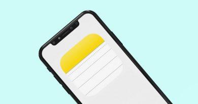 Два начина за запазване на снимки и видеоклипове от Notes в iOS галерия