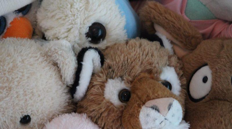 детски плюшени играчки - Амек Тойс
