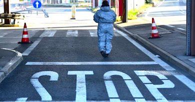 Гърция затваря границата със Сърбия