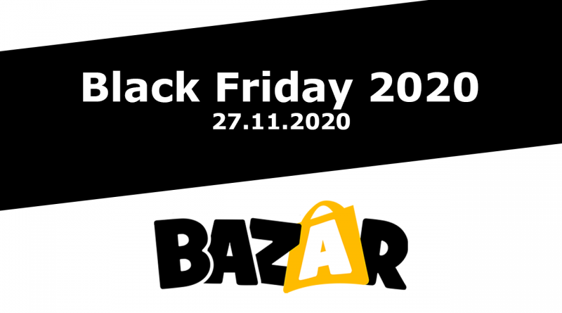 Black Friday 2020 в Bazar.bg