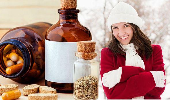 Хранителни добавки за зимата