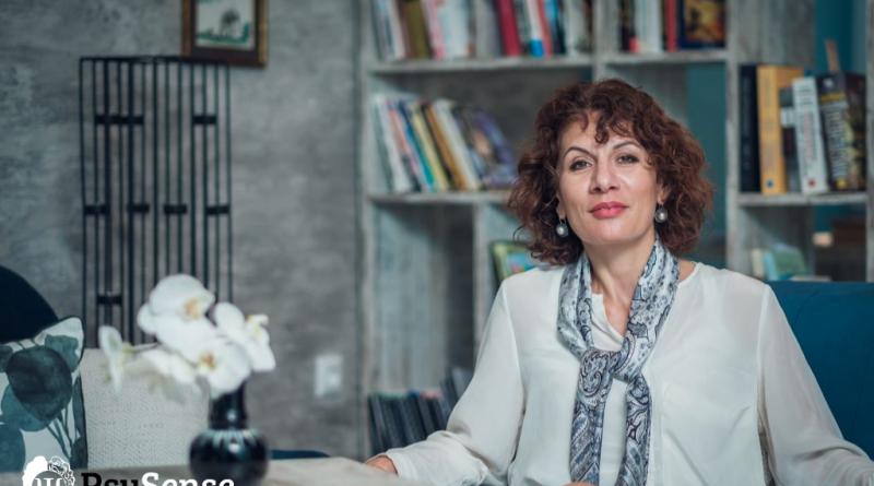 Силвия Маринова - Психолог